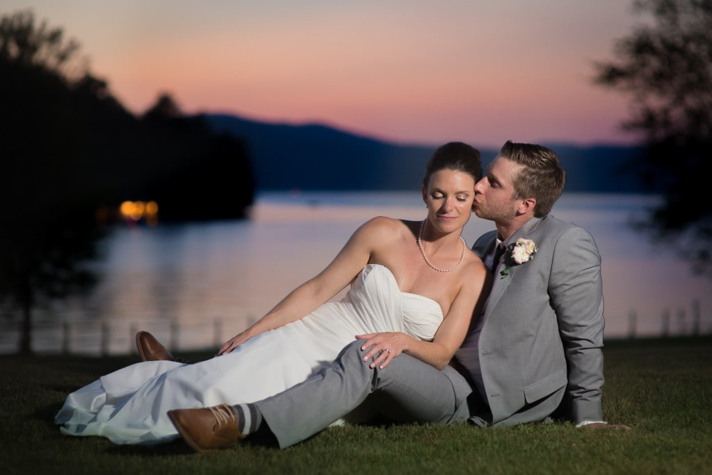 Dunham's Bay Wedding| Rob Spring Photography