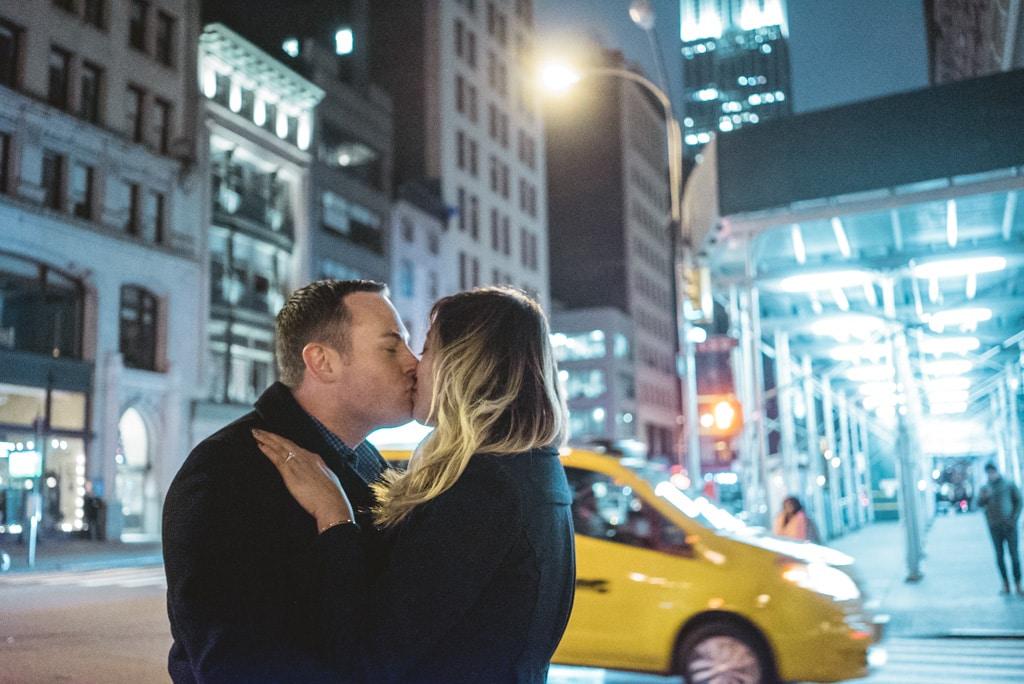 Photo 11 Washington Square Marriage proposal New York City | VladLeto