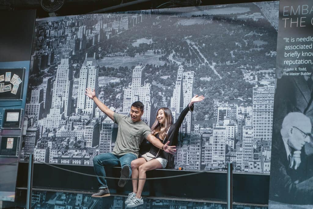 Photo Top of The Rock Surprise Proposal | VladLeto