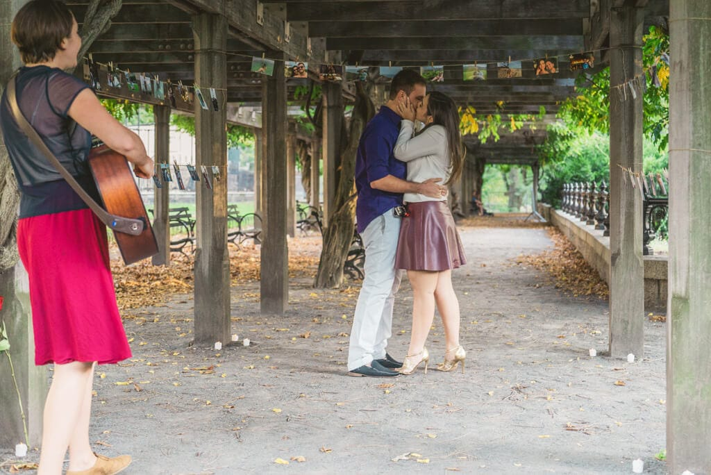 Photo 7 Central Park Marriage Proposal. | VladLeto