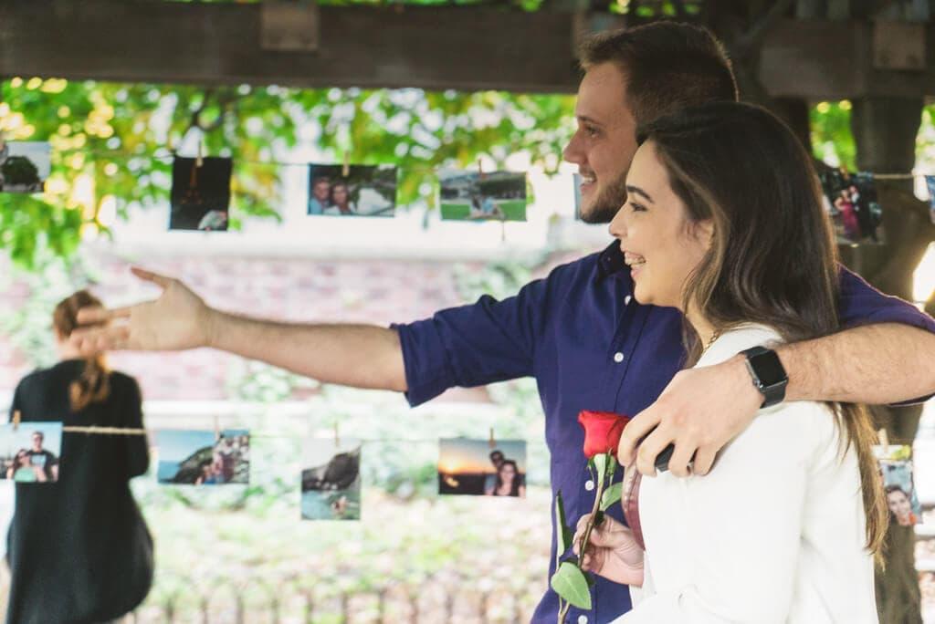 Photo 9 Central Park Marriage Proposal. | VladLeto