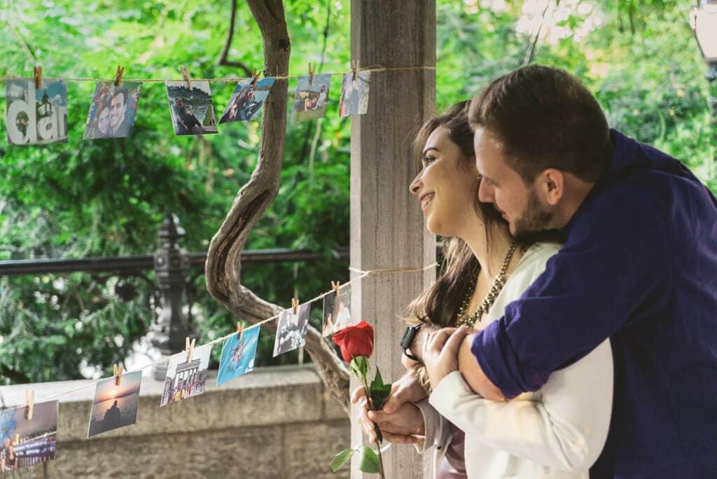 Photo 13 Central Park Marriage Proposal. | VladLeto