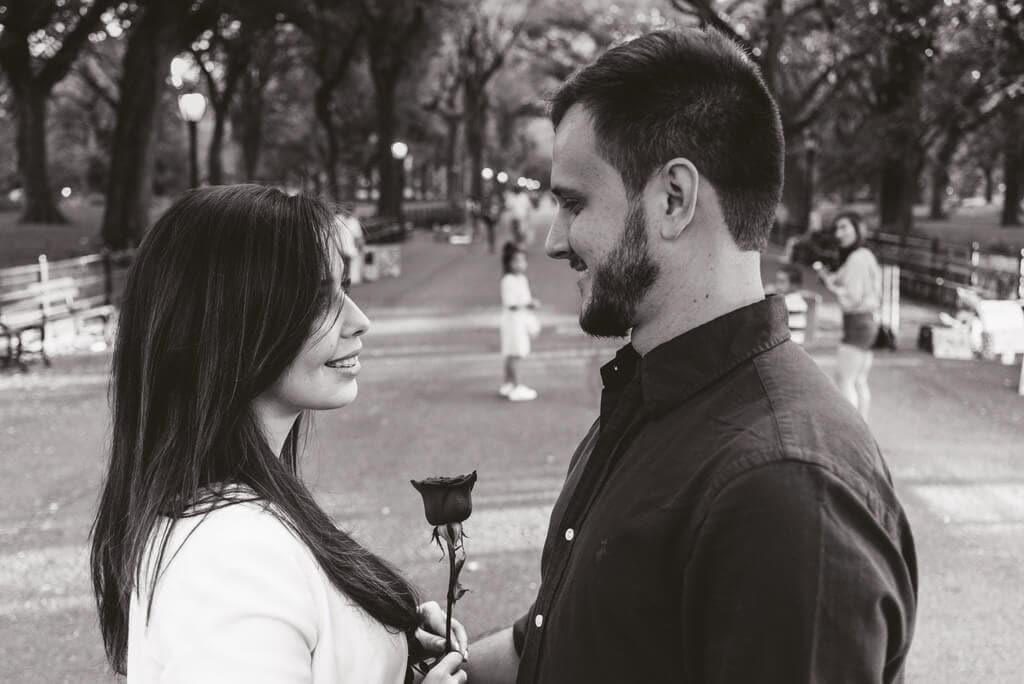 Photo 15 Central Park Marriage Proposal. | VladLeto