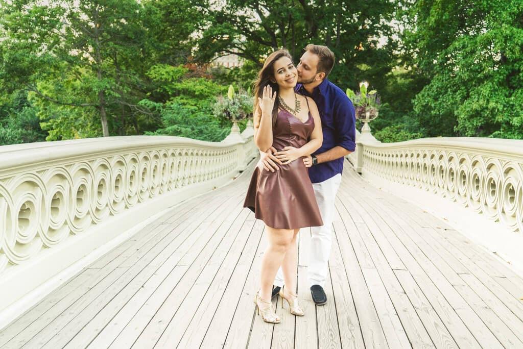 Photo 17 Central Park Marriage Proposal. | VladLeto