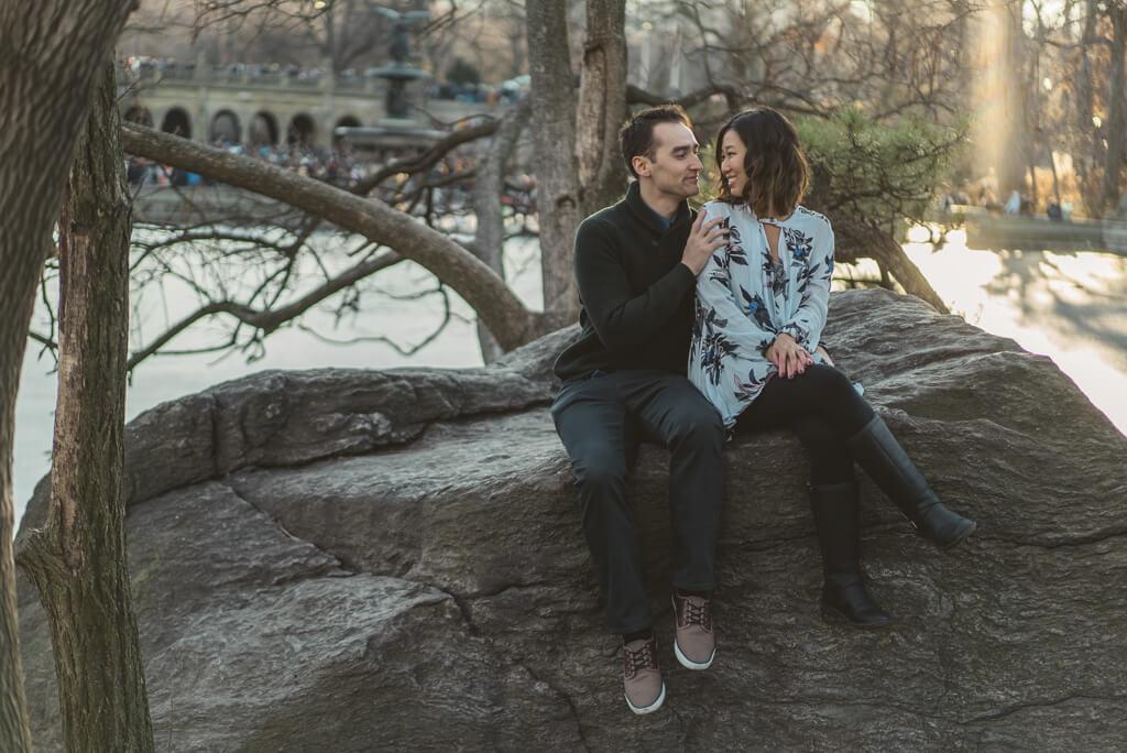 Photo 9 Central Park Love Story | VladLeto