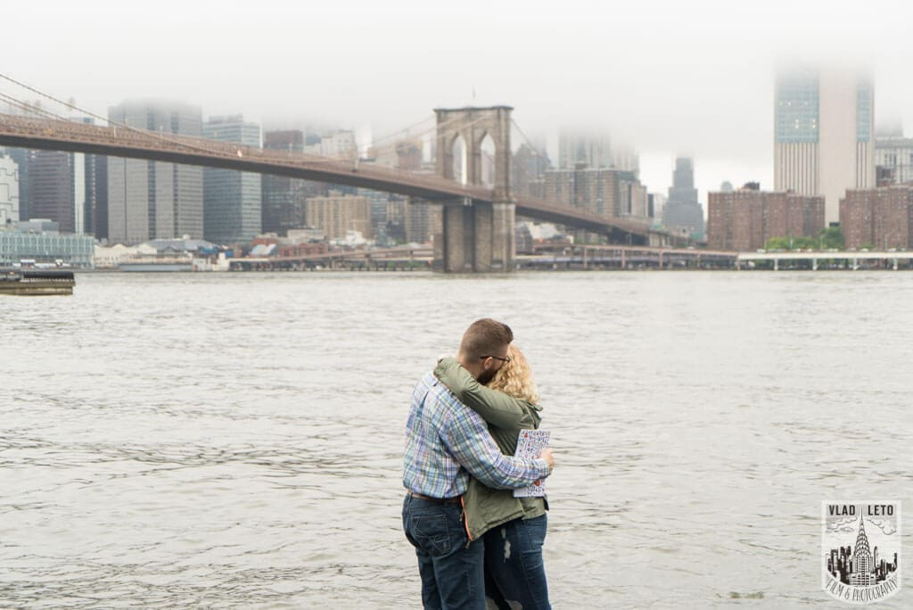 Photo 3 Brooklyn Bridge view Proposal | VladLeto