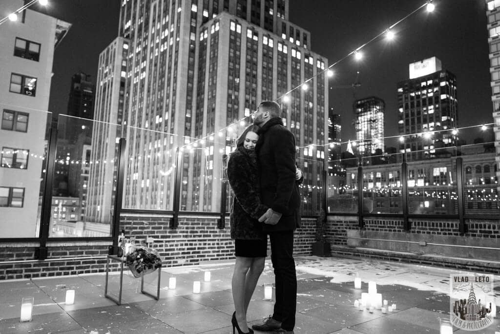 Photo 15 Private Rooftop Proposal | VladLeto
