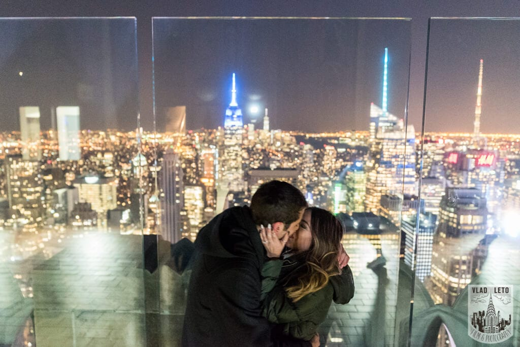 Photo 25 Top of the Rock Marriage Proposal 2