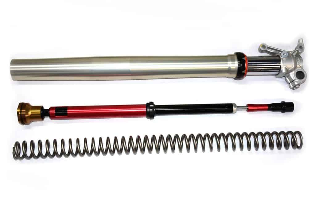 Precision Concepts air fork to spring conversion kit