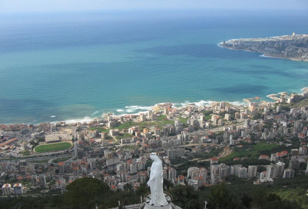 Harissa Jounieh Lebanon tour package
