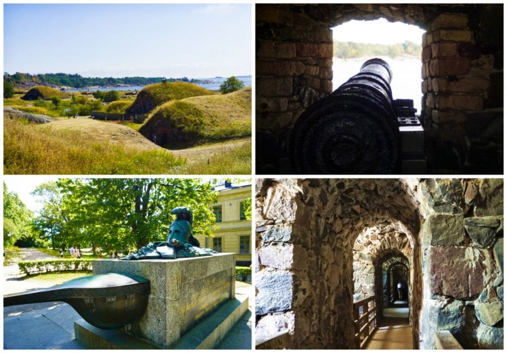 Suomenlinna Fortress, Helsinki, Finland - Experiencing the Globe