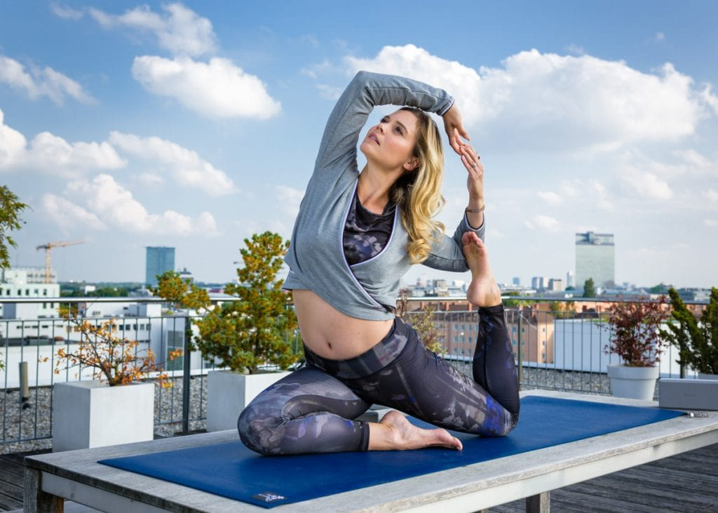 Fotograf Kempten Yoga Outdoor München Anna Maria Jansen