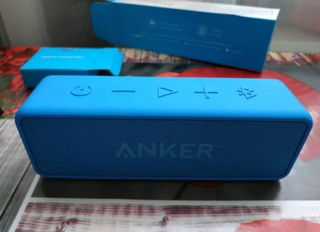 Outdoor Bluetooth Speaker Bose alternative Portable speaker Review Bose replica latest AliExpress Anker Soundcore 2