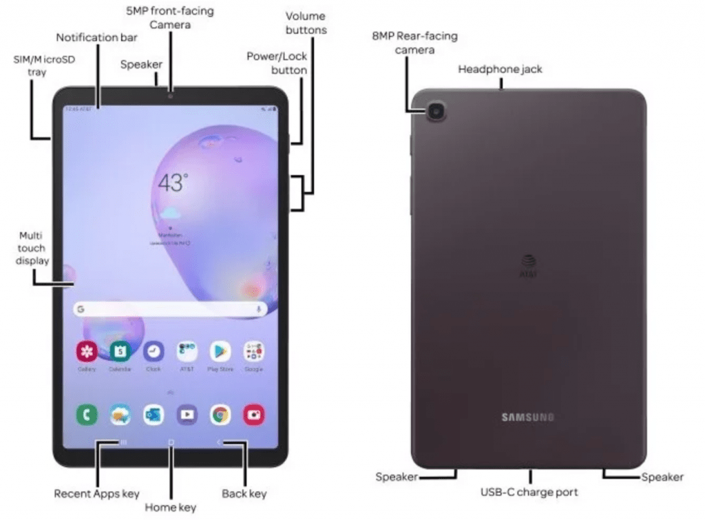 Galaxy Tab A 2020