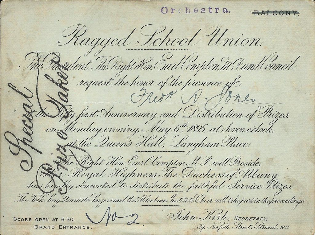 ragged schools invite by Jelltex | flickr ccby2