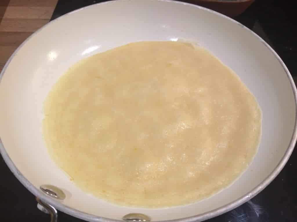 Orange Pancake 2