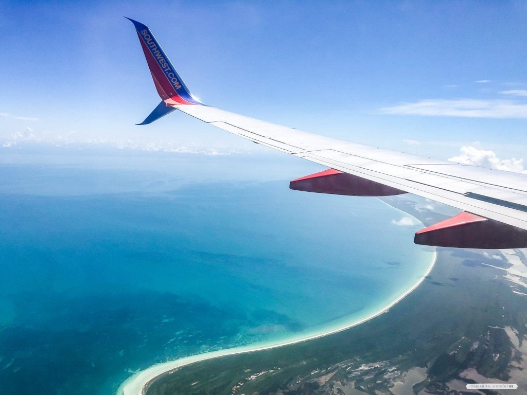 Traveling to Cancún, Mexico on Southwest Airlines