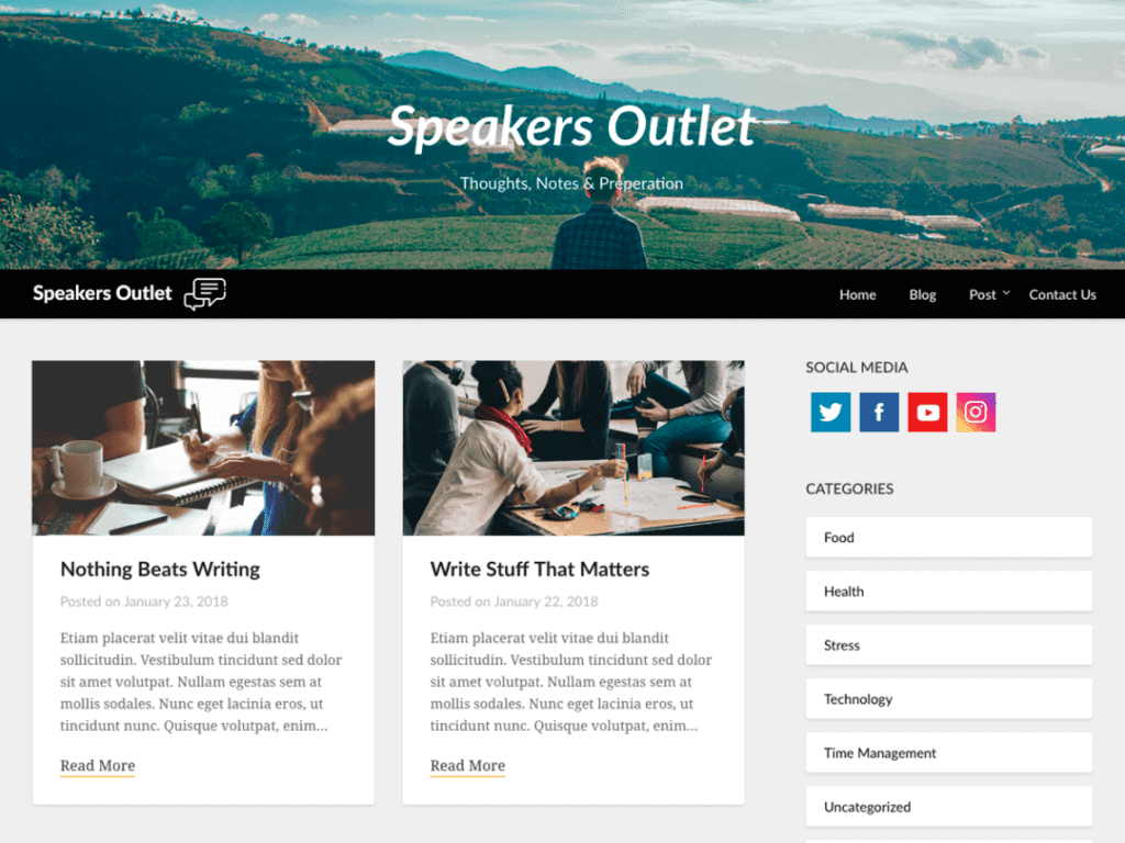 Speakers Outlet