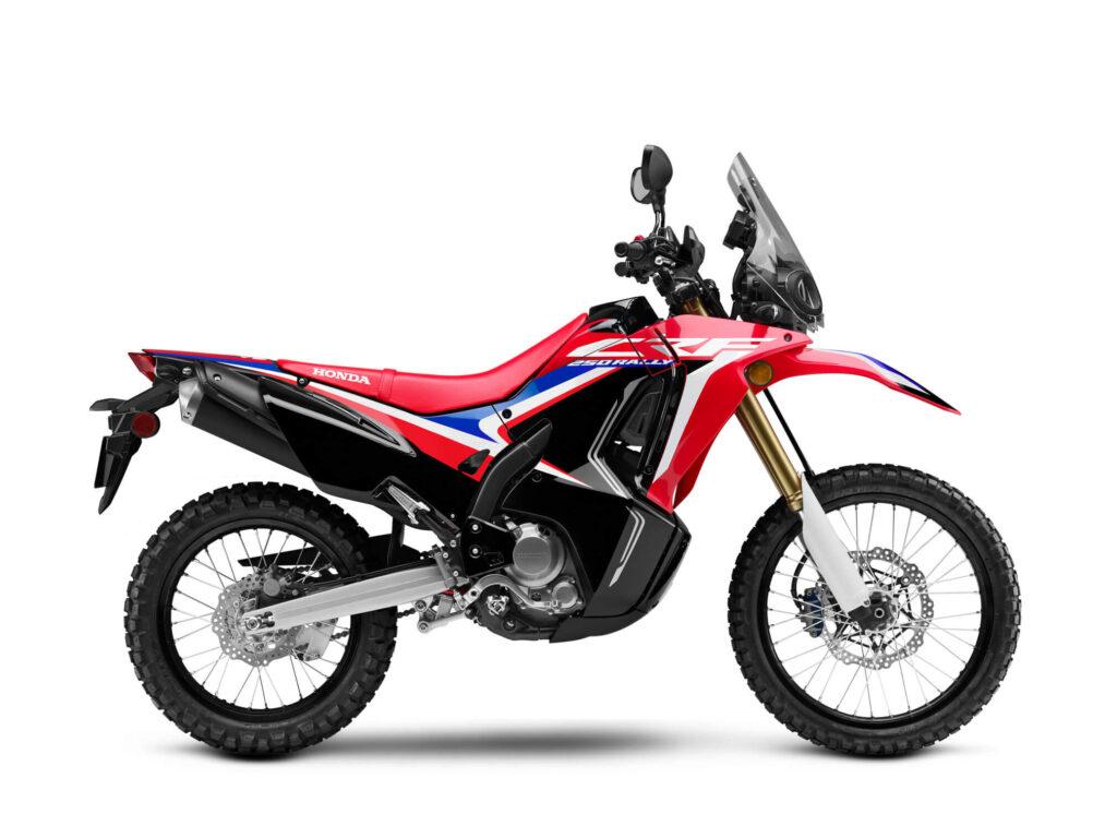 2021 Honda CRF 250 Rally