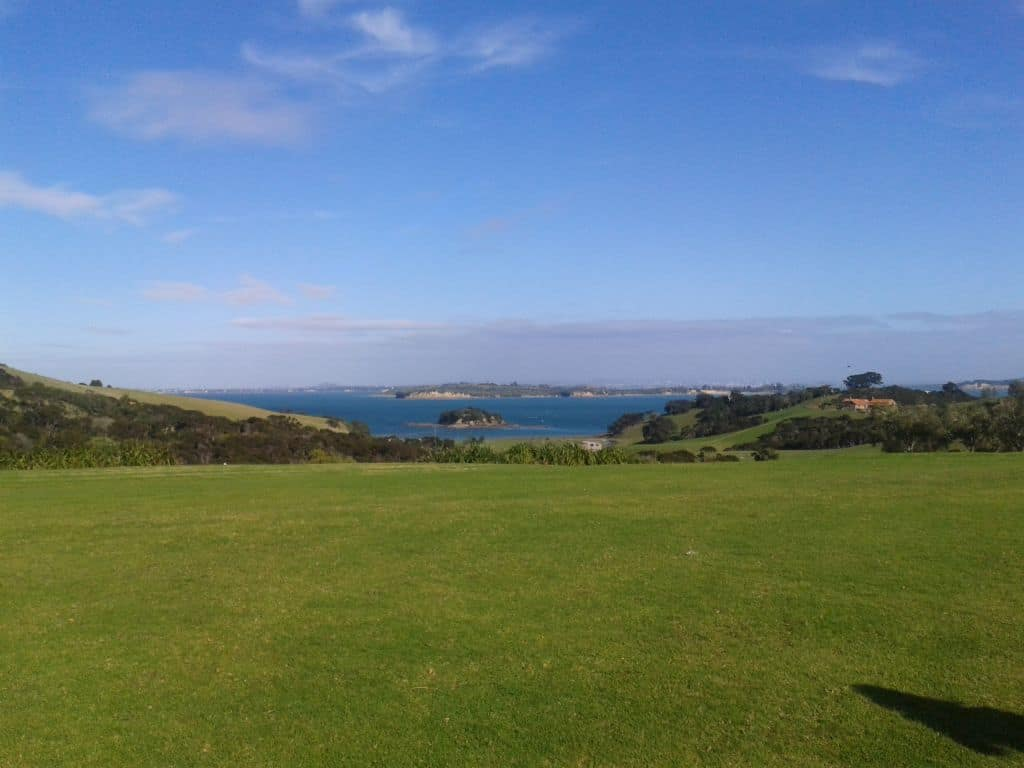 Cable Bay Lawn