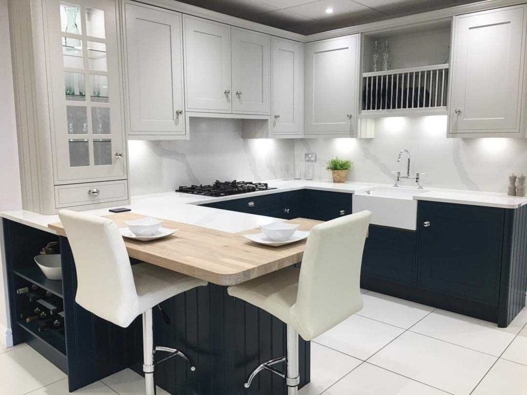 кухонные барные стойки для маленькой кухни фото