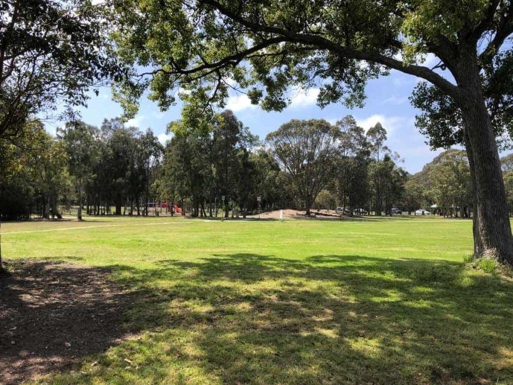 Croudace Bay Park