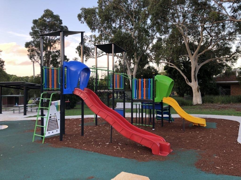 Whitebridge Playground
