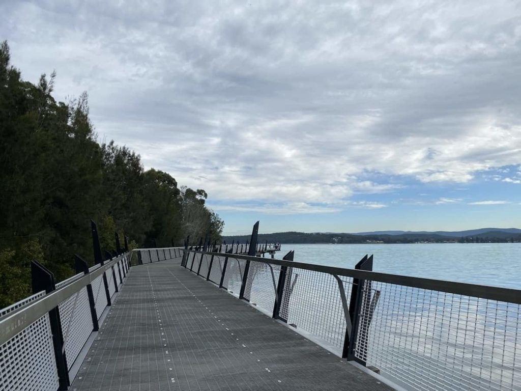 Lake Macquarie Redbluff