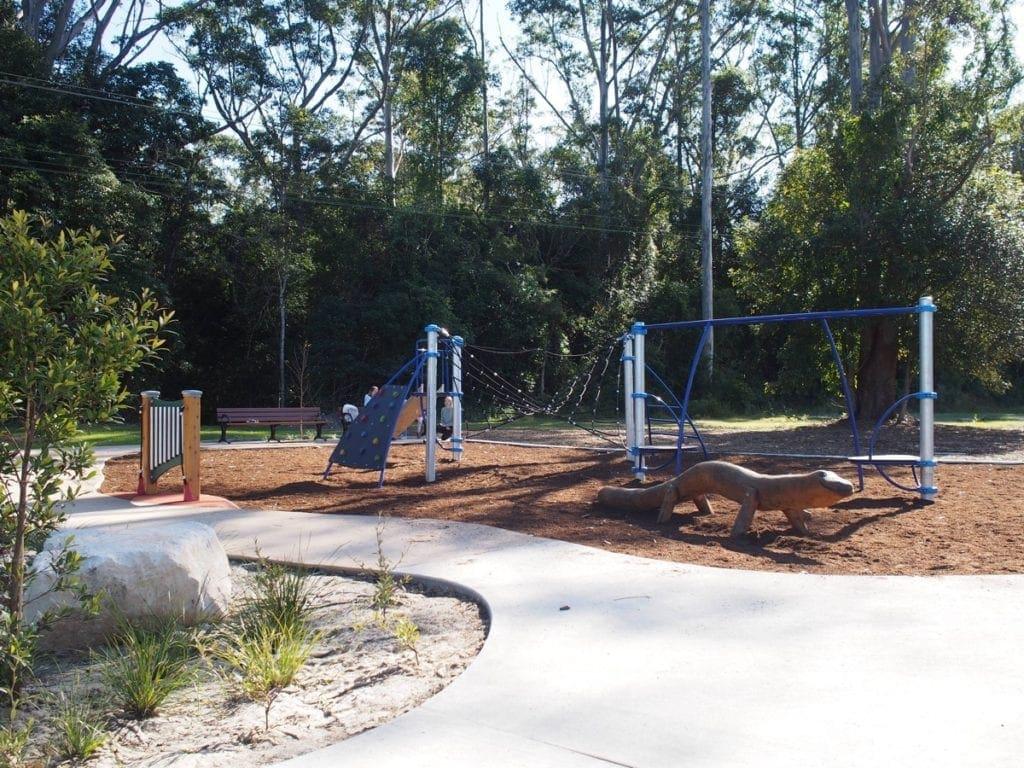 Martinsville Playground Lake Macquarie