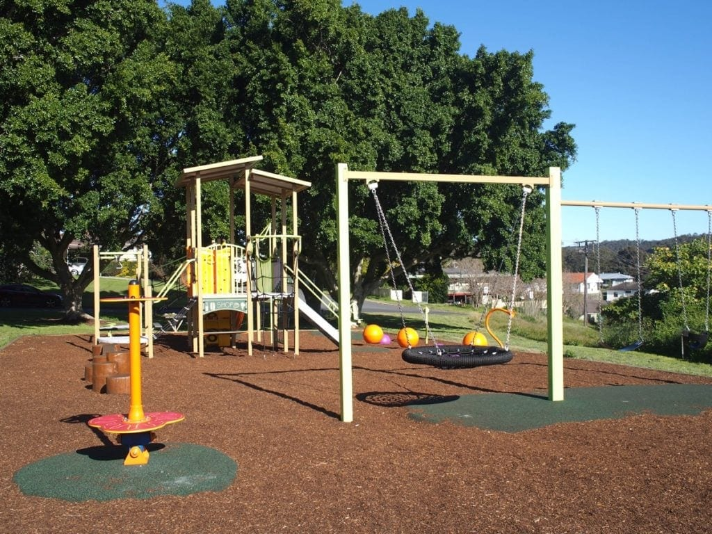 Carrington Street Playground Wallsend