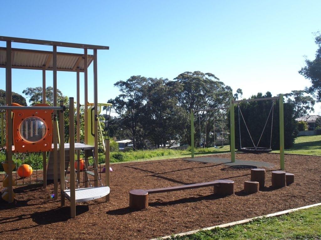 Carrington Street Reserve Playground Wallsend