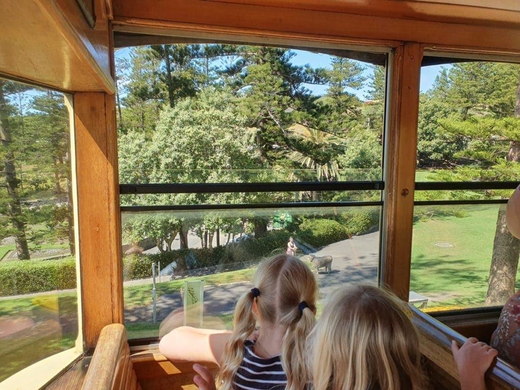 Newcastle Famous Tram tour