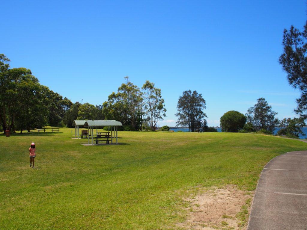 Sea Eagle Park Green Point Walk