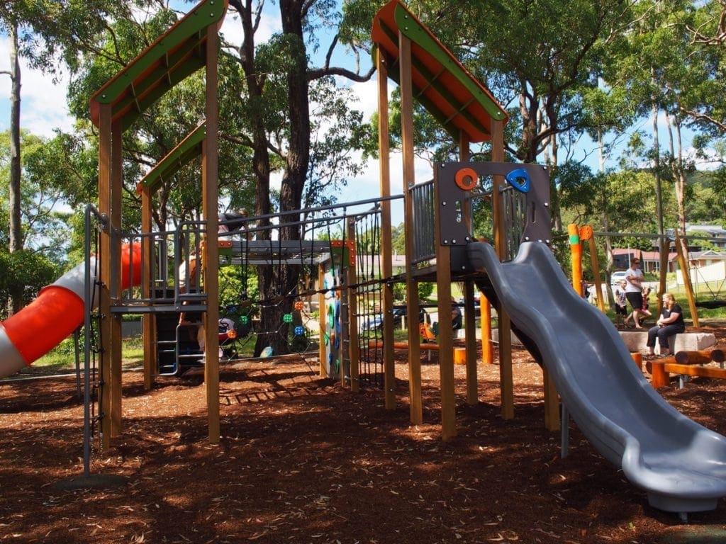 Neegulbah Park Macquarie Hills