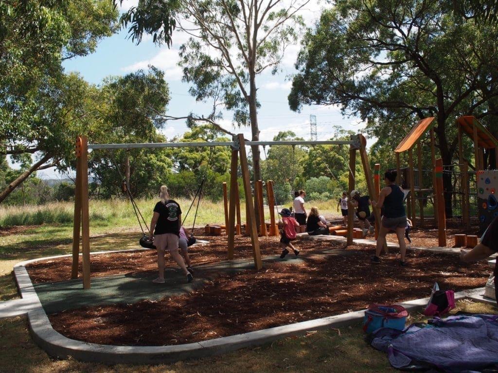 Macquarie Hills playground