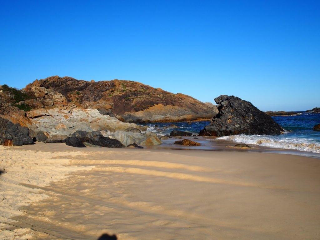 Lighthouse Beach Seal Rocks