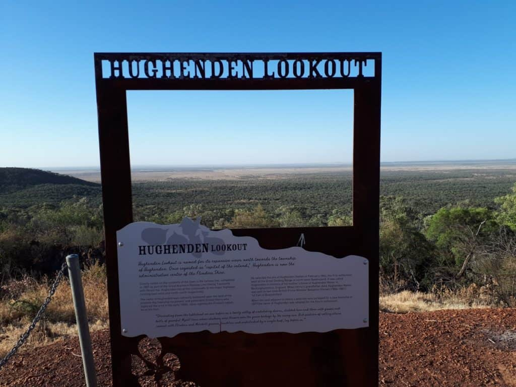 Lookout Hughenden