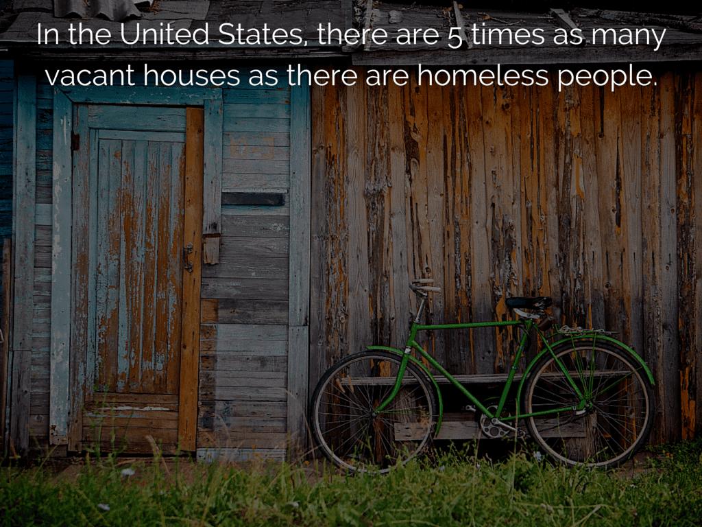 4. Homeless