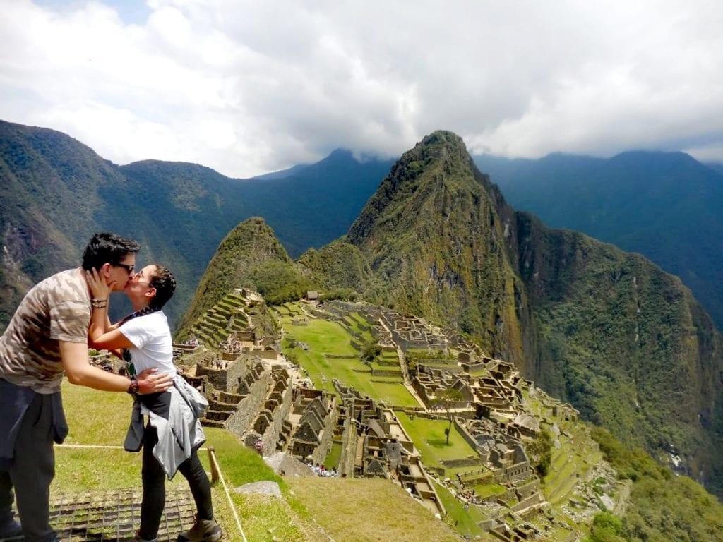 Machupicchu - Cusco - Cinco destinos increíbles para luna de miel en el sur del Perú