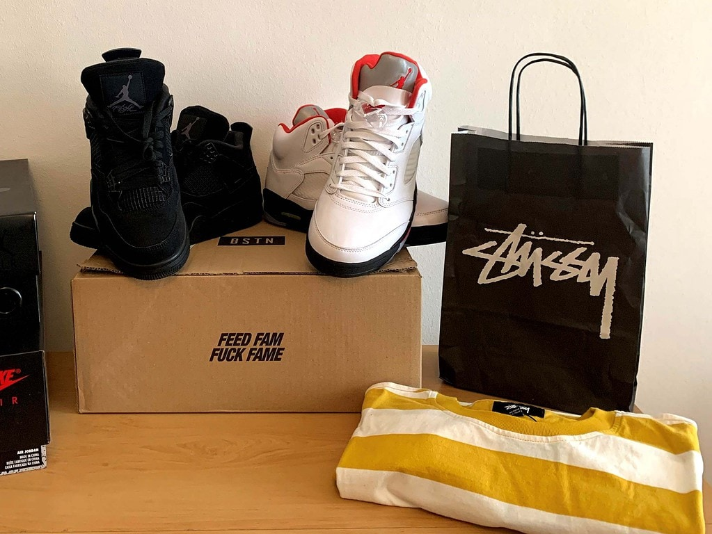 brand americani di streetwear Nike