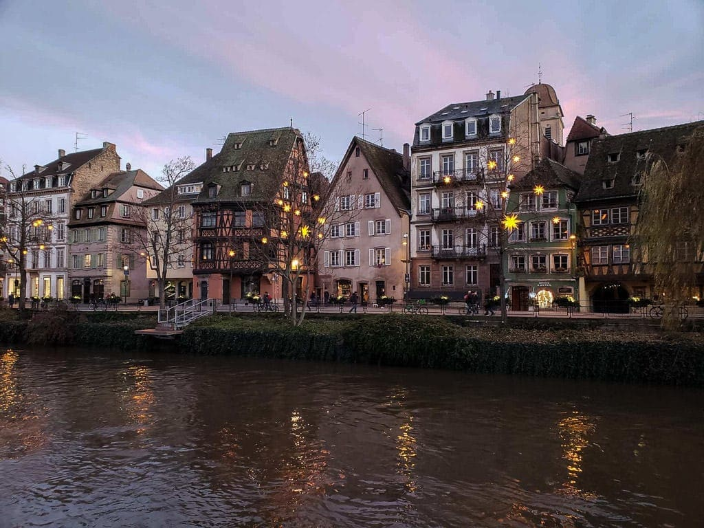 strasbourg canal views