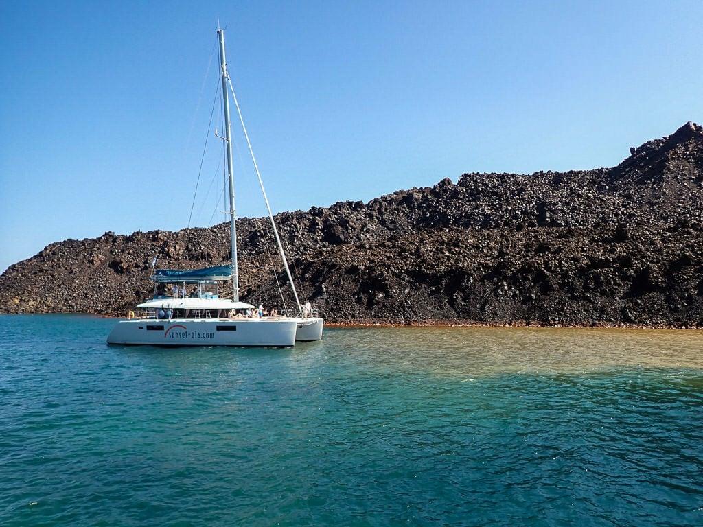 santorini sailing tour must-do santorini activity with sunset oia