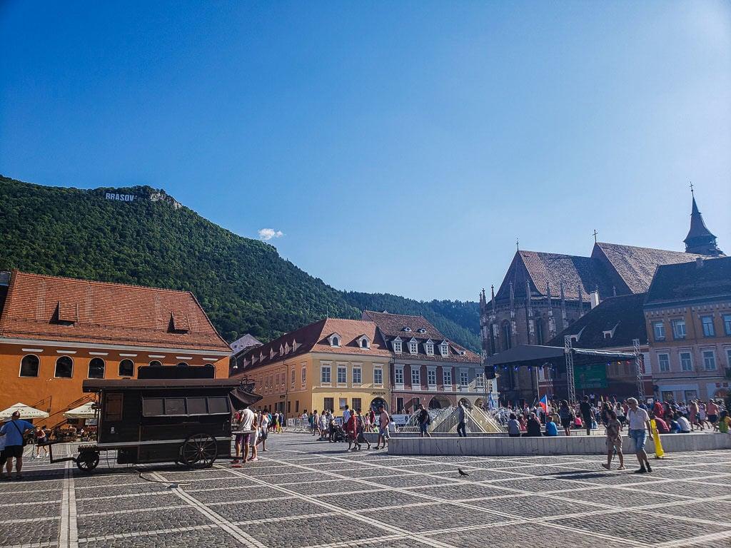 transylvania romania road trip brasov