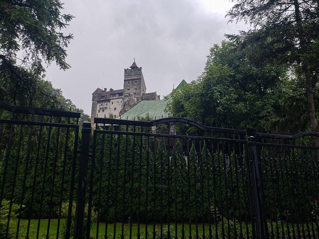 transylvania romania road trip  bran castle