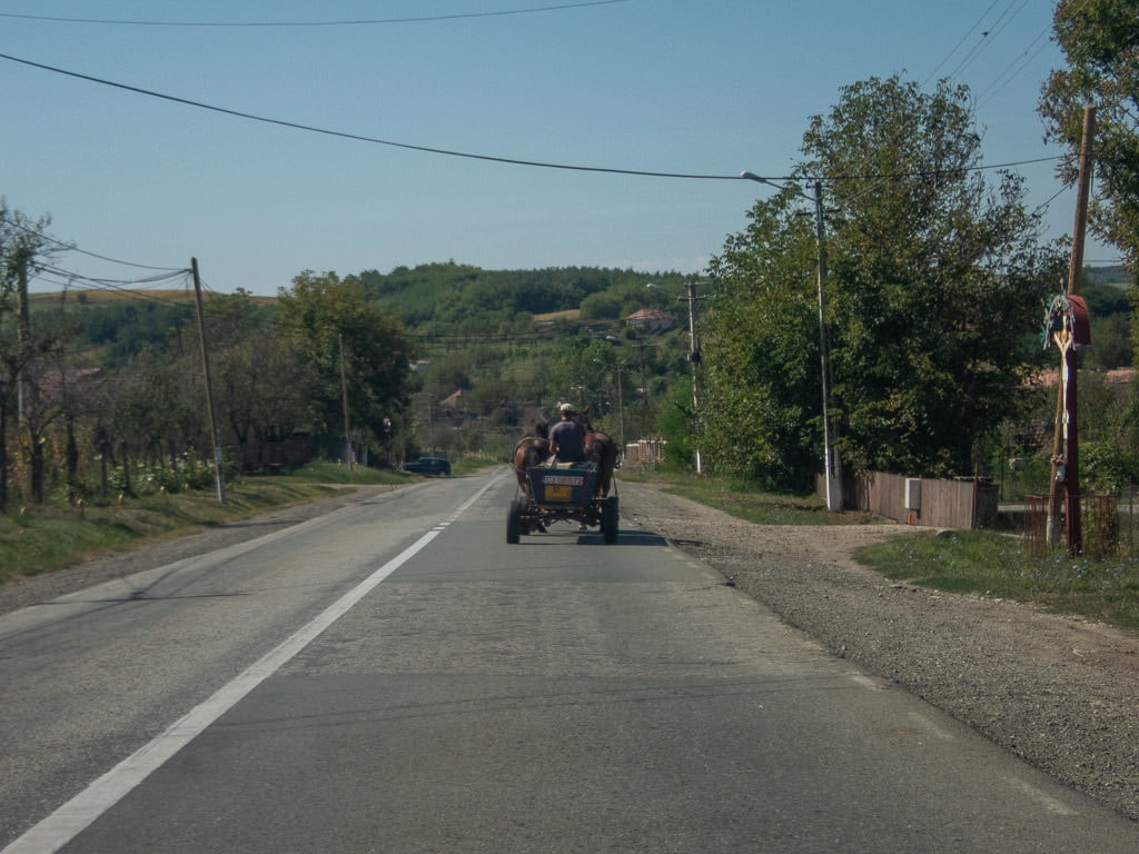 transylvania romania road trip