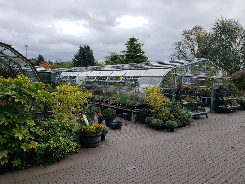 inverness scotland botanic garden greenhouse - top things to do in inverness