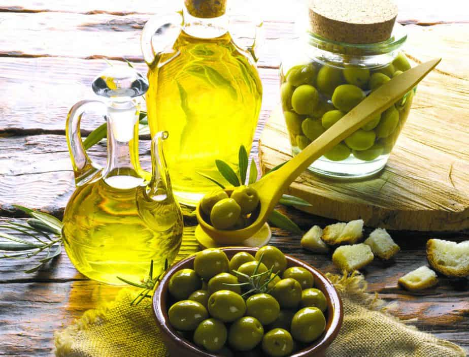 Olive processed products have a beneficial effect on digestive tract.