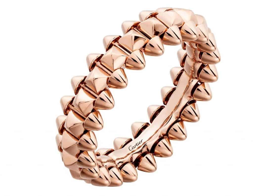 Cheap Cartier Jewelry Replica Bracelet Pendant Jewelry Titanium Stainless Steel Clash de Cartier collection