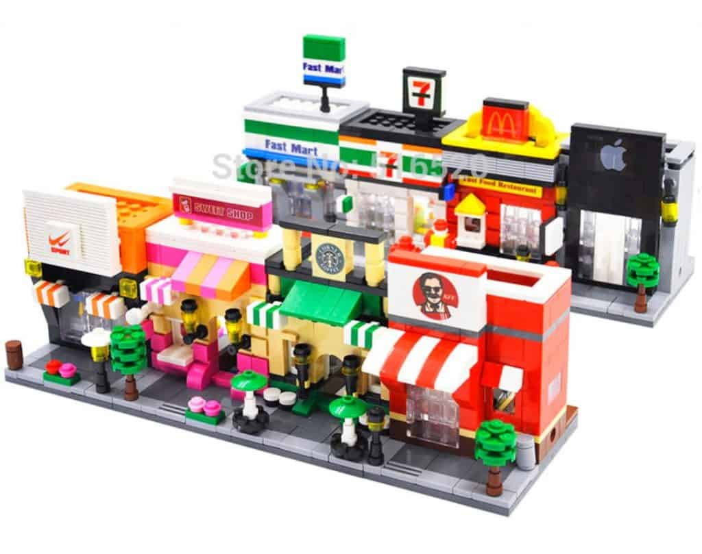 AliExpress Lego Replica Lego Alternative Lego Clone Lego City Replica, custom lego house, lego building site, lego build your own house, mini replica, Chinese lego clones, lepin lego rival, Chinese made Lego, lego minifigs, Lego minifigure, small plastic Lego figurine, LEGO-compatible