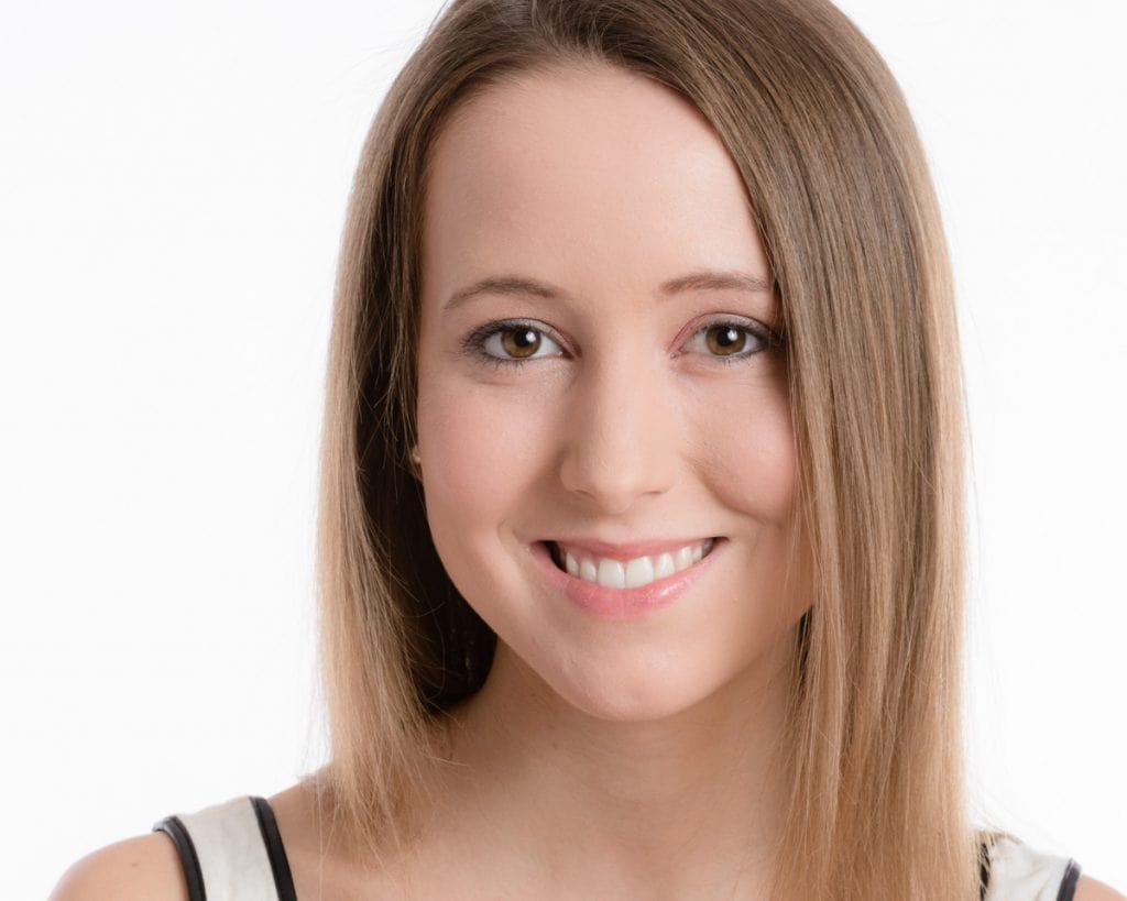 Businessportrait Headshot Kempten edelformat Lisa